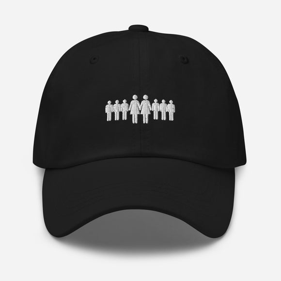 Line Up Dad Hat