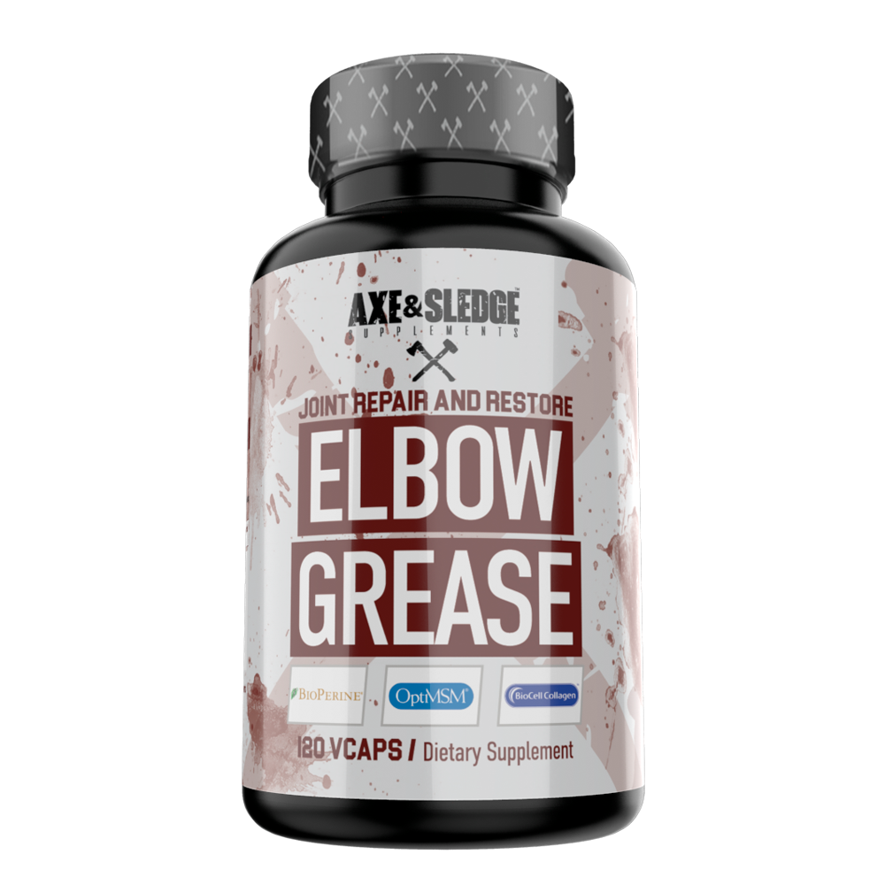 ELBOW GREASE // JOINT REPAIR AND RESTORE