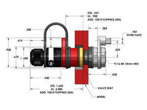 3.0 Rapid Precision Valve [Single]