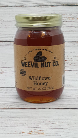 Wildflower & Clover Honey