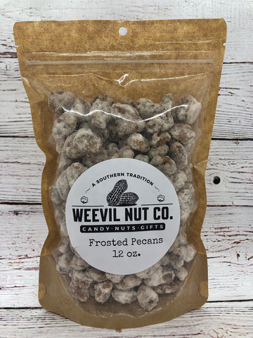 Frosted Pecans