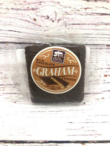 Long Grove Milk Chocolate Graham Cracker