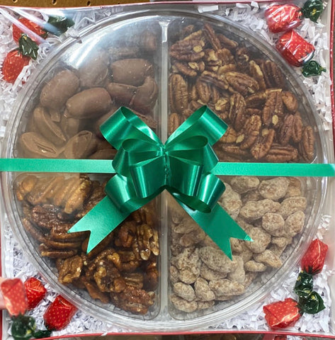 Holiday Variety Nut Tray