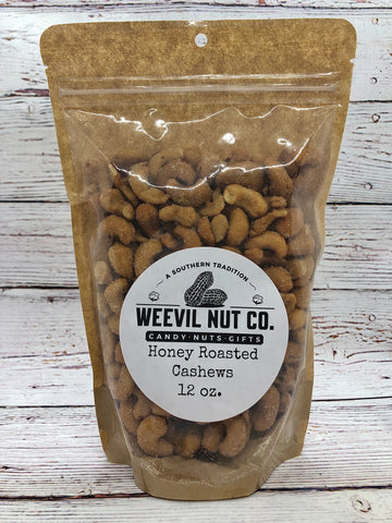 Honey Roasted Cashews