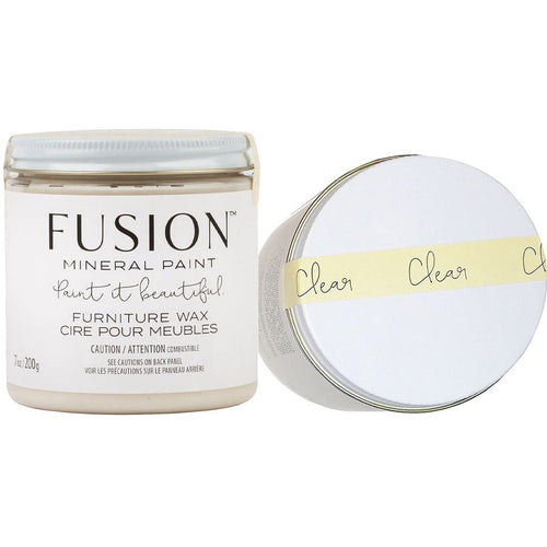 Furniture Wax 200g-Fusion Mineral Paint-ReVamp Vintage Market