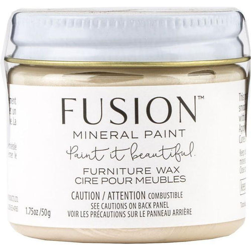Furniture Wax 50g-Fusion Mineral Paint-ReVamp Vintage Market