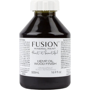 Hemp Oil Wood Finish-Fusion Mineral Paint-ReVamp Vintage Market