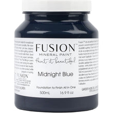 Load image into Gallery viewer, Midnight Blue-Fusion Mineral Paint-ReVamp Vintage Market