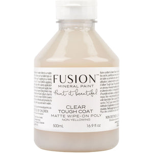 Tough Coat Wipe-On Poly-Fusion Mineral Paint-ReVamp Vintage Market