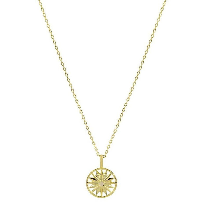 All My Stars Necklace - Gold - CVLCHA