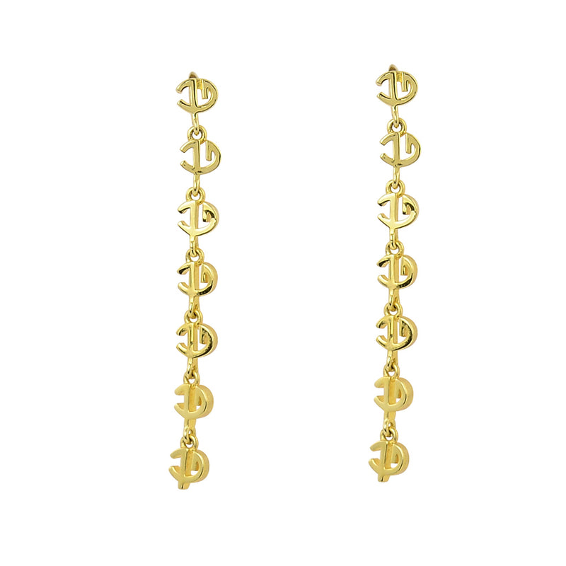 Cvlcha Drop Earrings- Gold - CVLCHA
