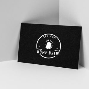 Ballarat Home Brew Gift Card
