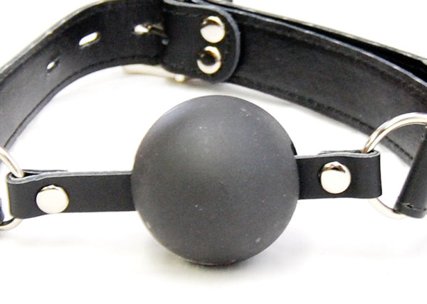 Locking Ball Gag
