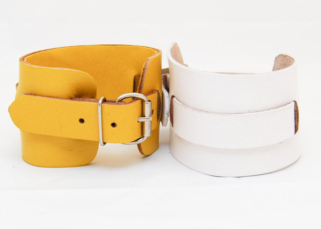 Basic Leather Band