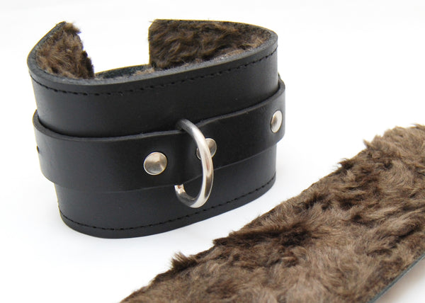 Plush Lined Cuffs