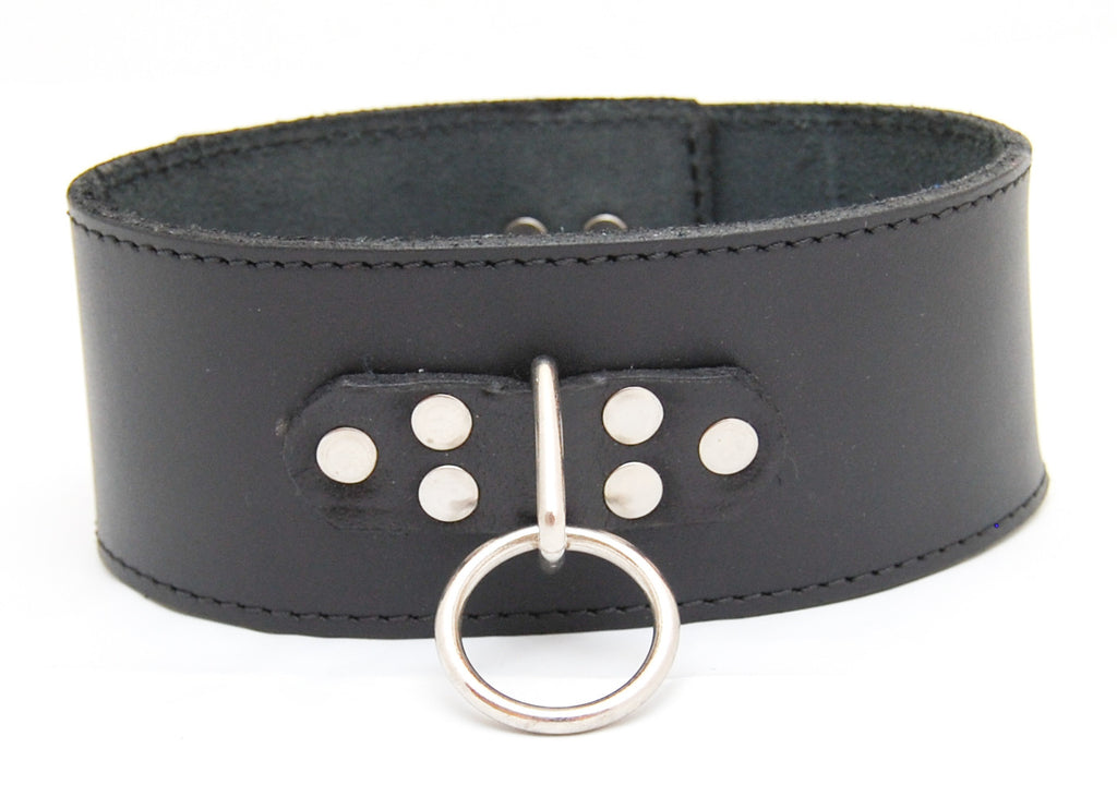 Basic Leather Collar