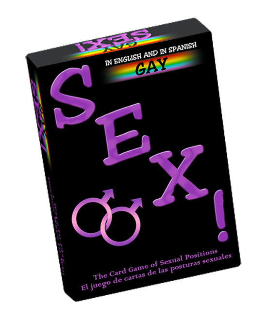 Gay SEX - The Card Game