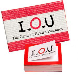 I.o.u. Coupon Game