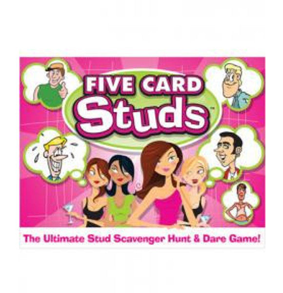 Five Card Stud Game