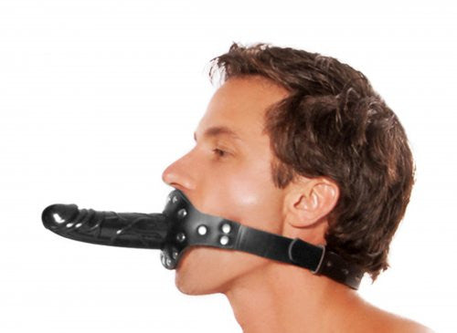 Fetish Fantasy Deluxe Ball Gag with Dong