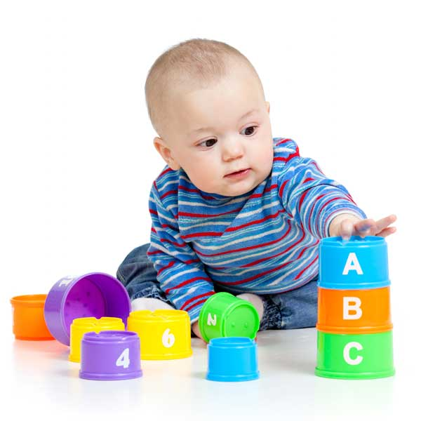 5 Developmental Games to Play with Your Baby