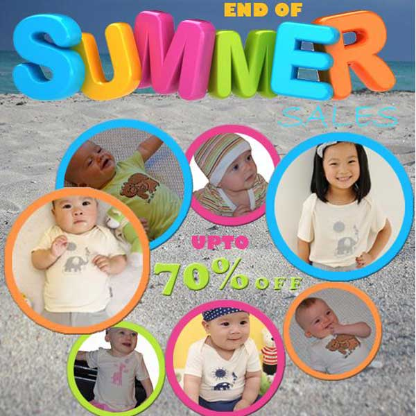 End of Summer Sales upto 70% OFF