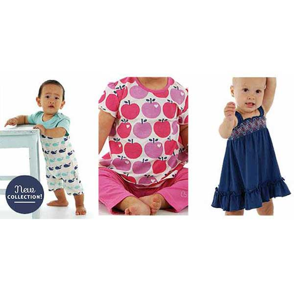 New Silkberry Baby Collection - Spring 2014 - Available NOW
