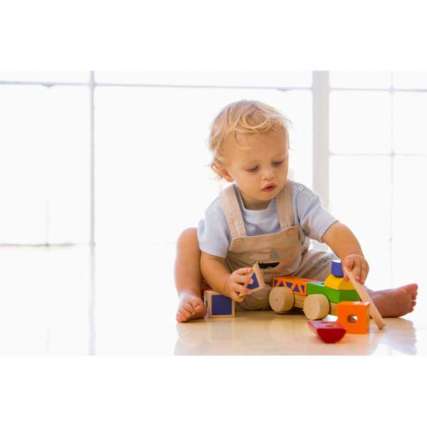 Tips for Ensuring Baby's Toys are Safe