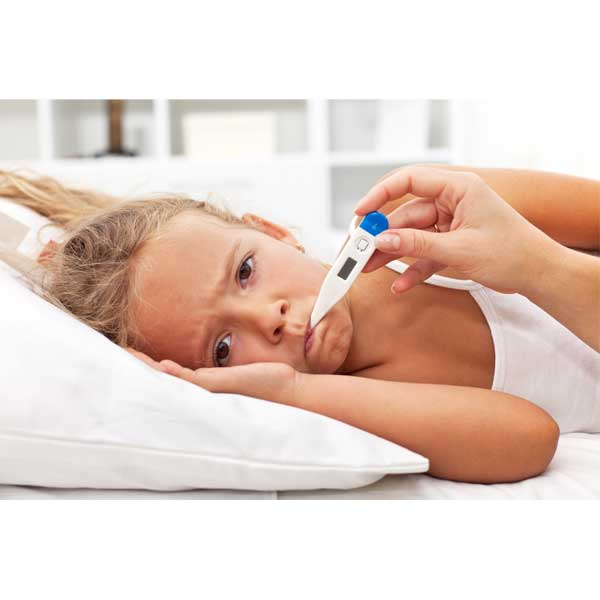 Tips for Soothing a Sick Child