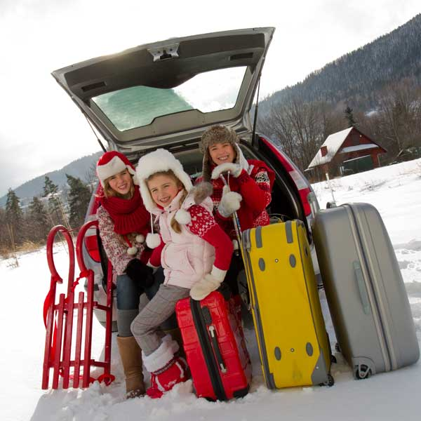 Ways to Make Holiday Traveling Easier