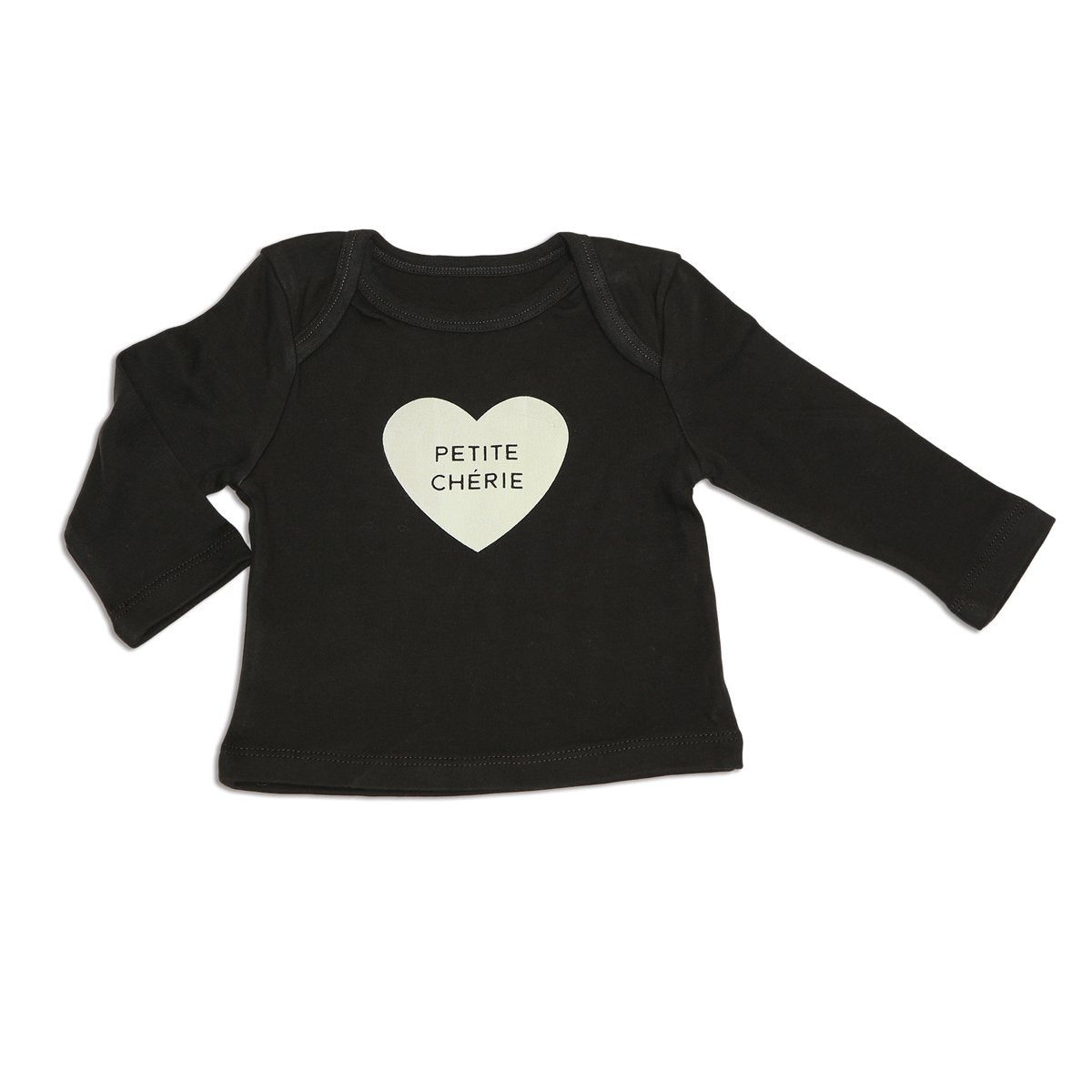 organic cotton baby basic tee