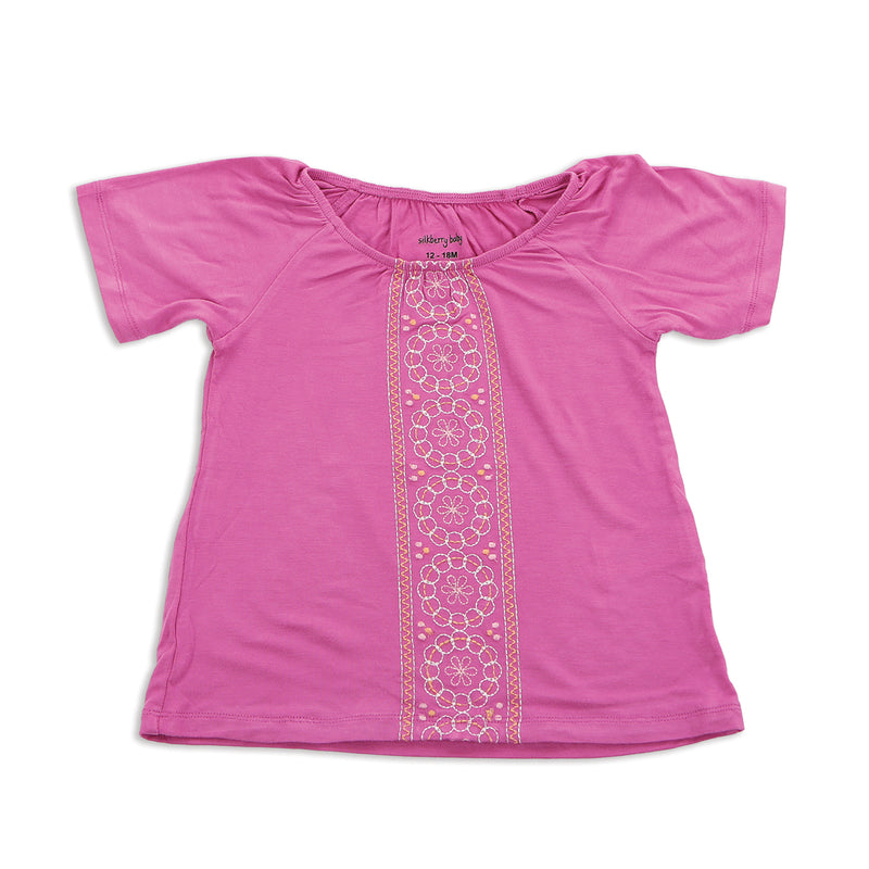 Bamboo Swing Top (Confetti)