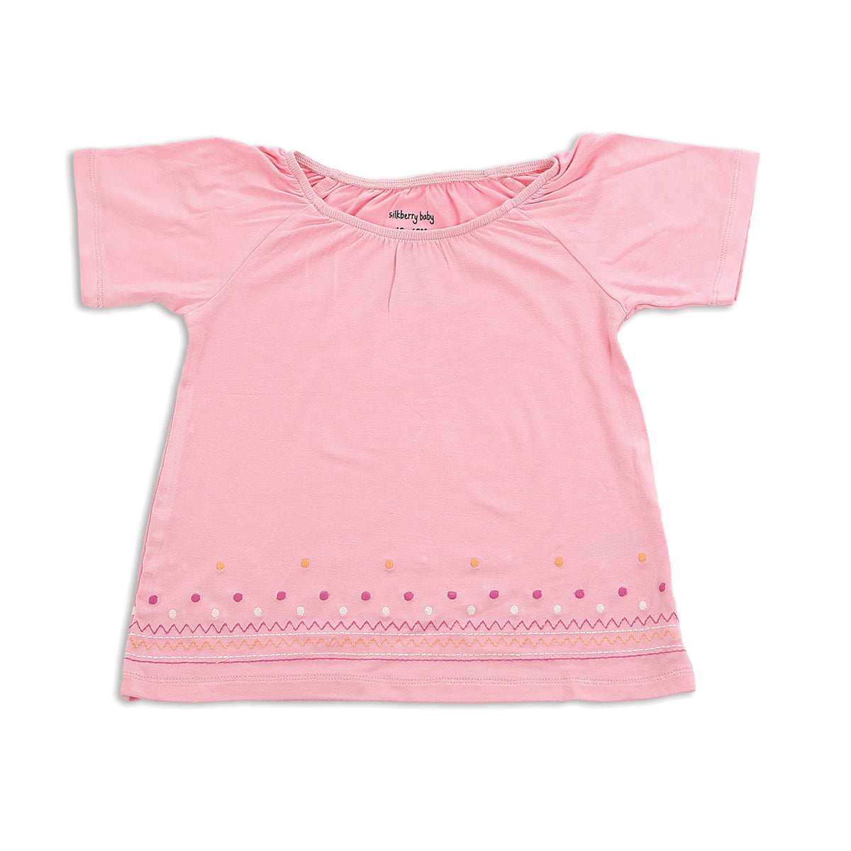 Bamboo Swing Top (Ice Cream Pink)