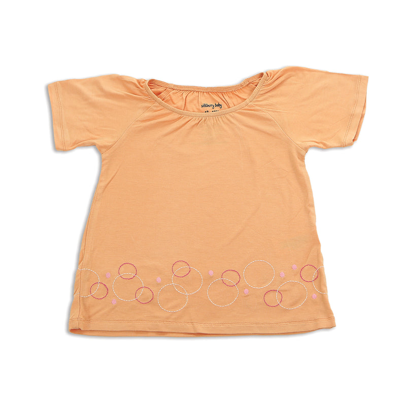 Bamboo Swing Top (Marigold)