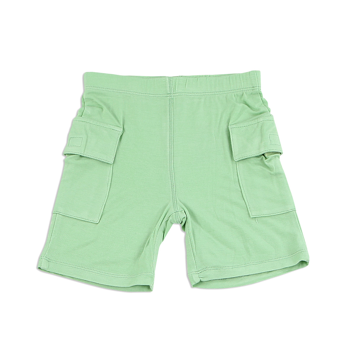 Bamboo Cargo Pocket Shorts (Cricket)
