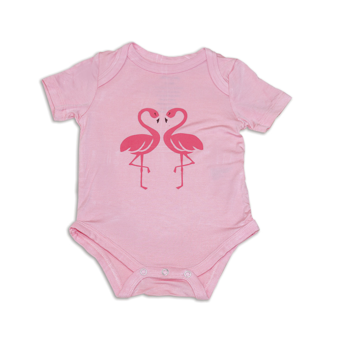 Bamboo Short Sleeve Onesie (Jellyfish)