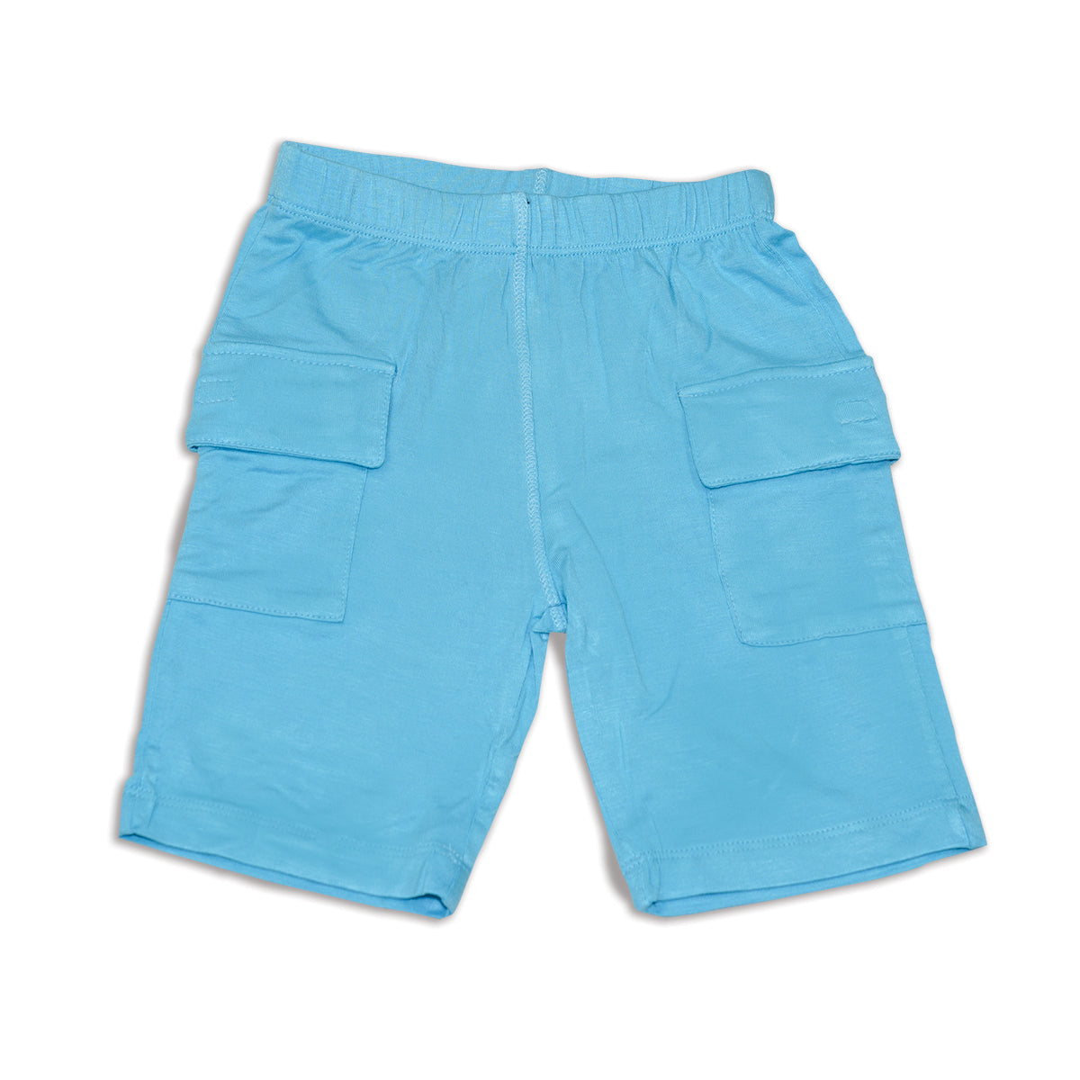 Bamboo Cargo Pocket Shorts (Surf)