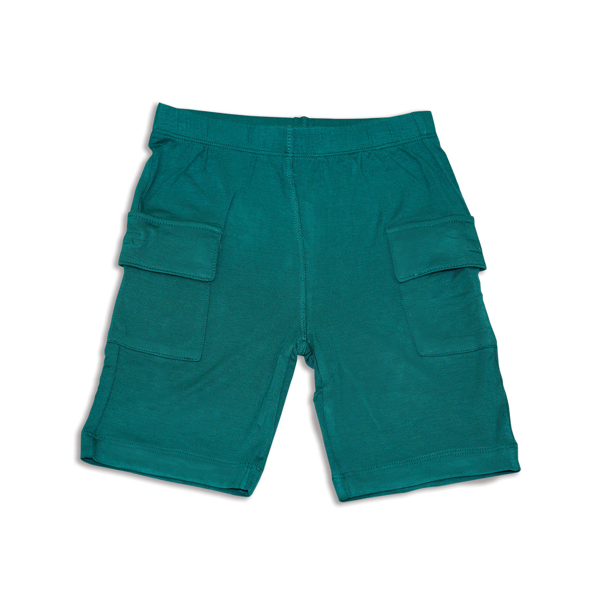 Bamboo Cargo Pocket Shorts (Sherwood)