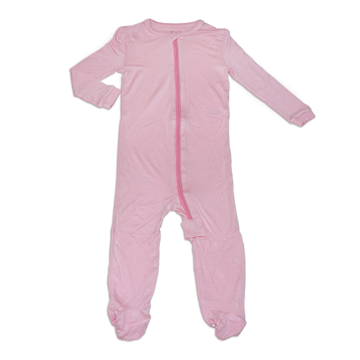 Bamboo Zip up Footed Sleeper (Jellyfish)