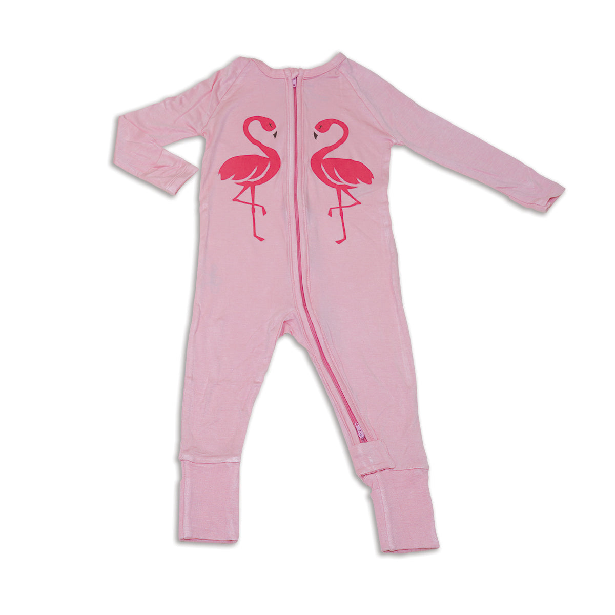 Bamboo Two-way Zipper Romper/Sleeper (Jellyfish)