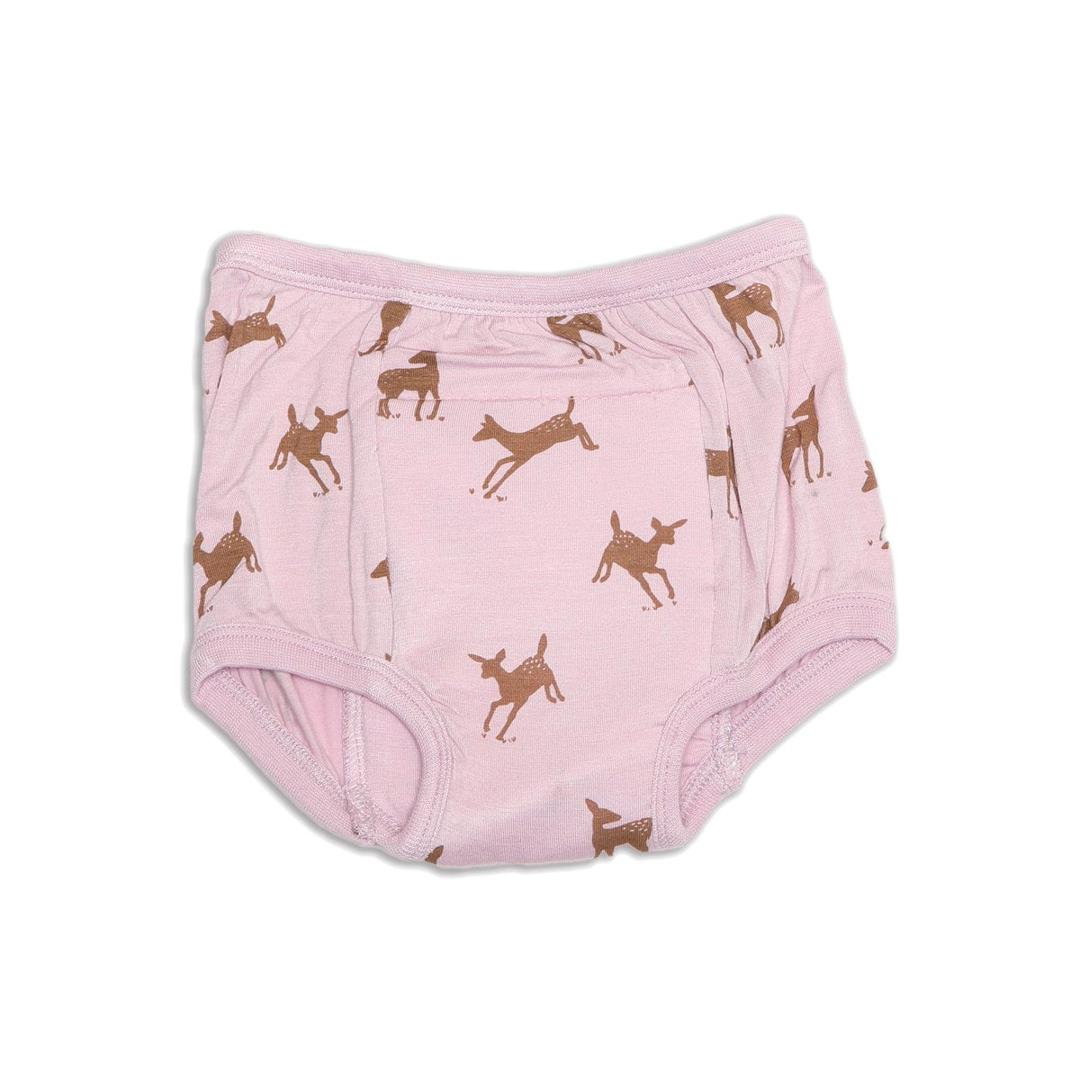 bamboo training pants autumn deer print