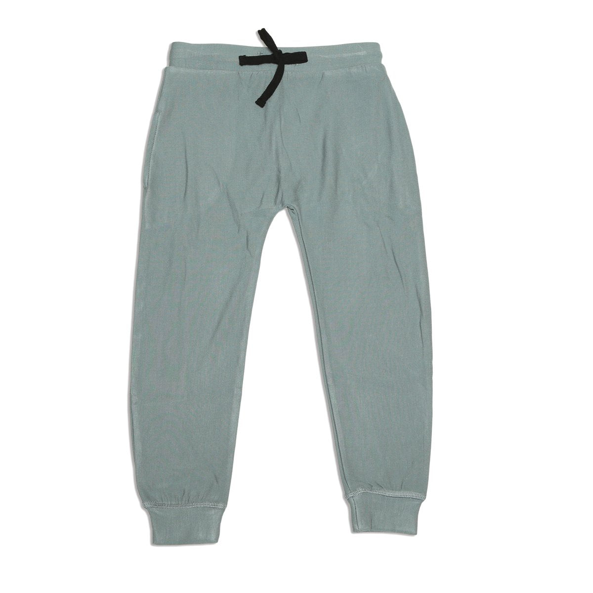 soft bamboo fleece harem pants for boy