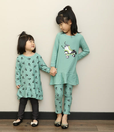 soft bamboo fleece dresses