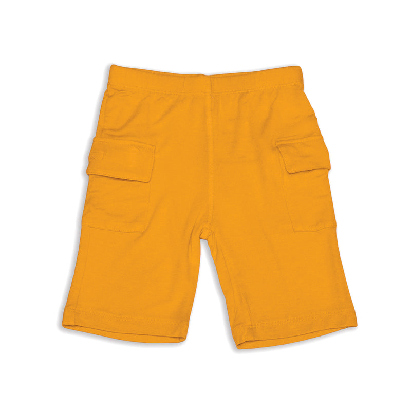 Bamboo Cargo Pocket Shorts (Sunset)