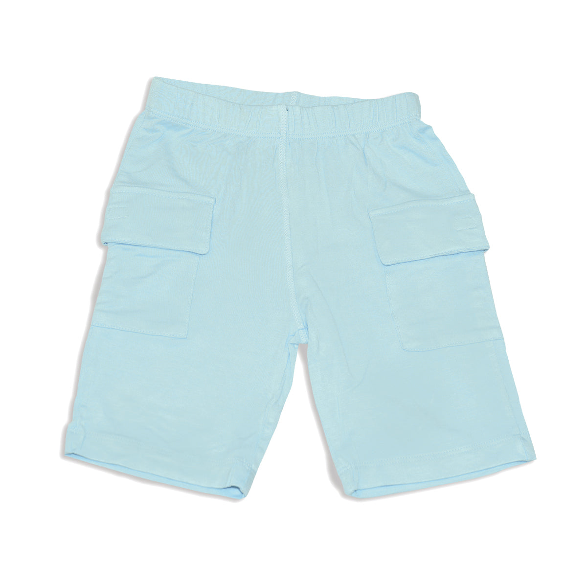 Bamboo Cargo Pocket Shorts (Starlight)