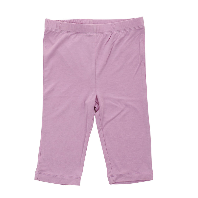 Bamboo Jersey Pants (Color: Orchid)