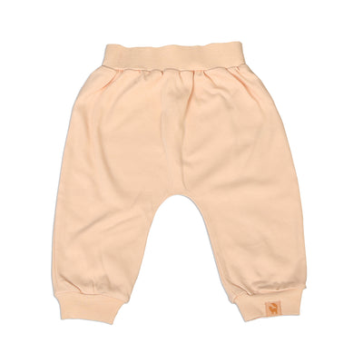 Organic Cotton Harem Pants (Desert Peach)