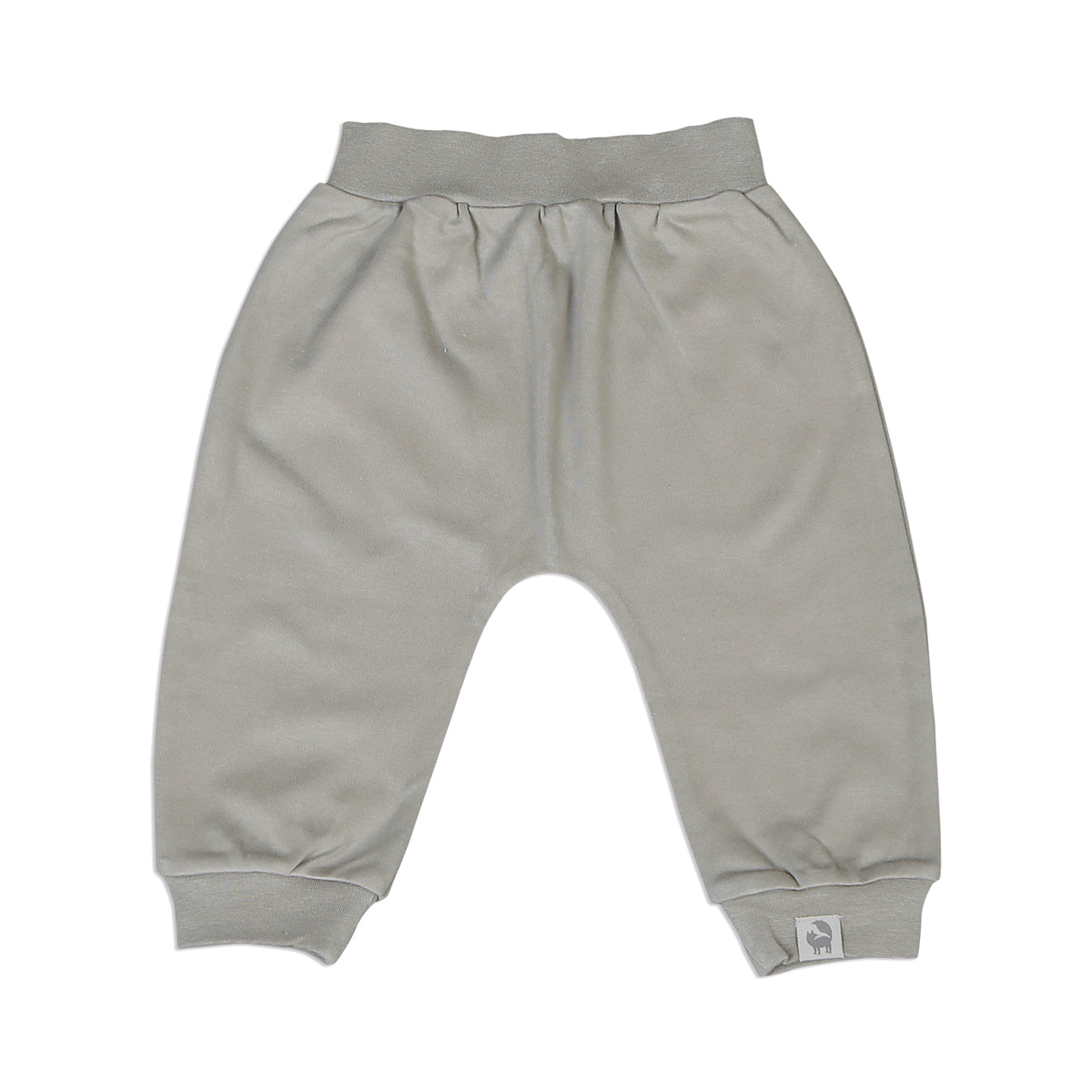Organic Cotton Harem Pants (Wild Dove)