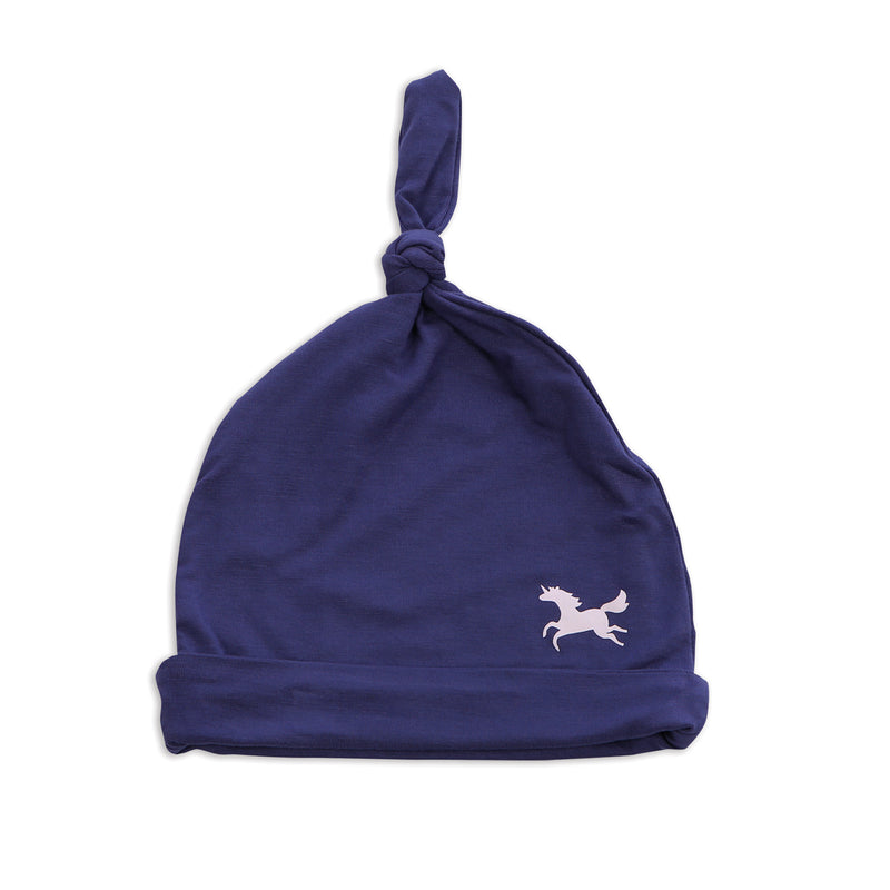 Bamboo Knot Hat (Skipper Blue)