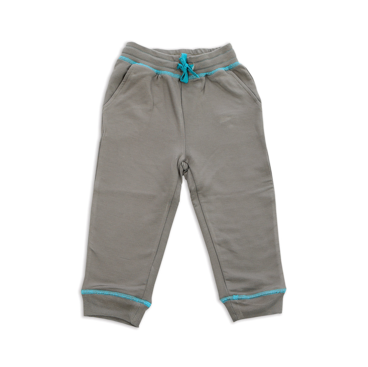 Bamboo Fleece Sweat Pants (Rhino)